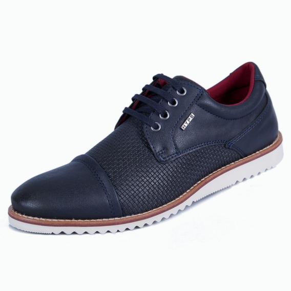 Sapato Masculino Oxford Sapatenis Lançamento Conforto Total Ref: 1002