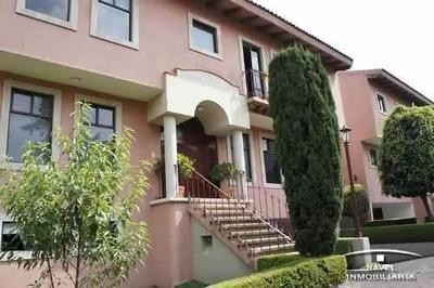 Maravillosa Casa Dentro De C.h. De Solo 4 Casas, Cav-3563