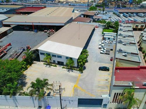 Imagen 1 de 24 de Bodega Industrial En Renta  En Col. Industrial Benito Juarez