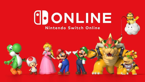 Imagen 1 de 2 de Membresía Nintendo Switch Online X 12 Meses (oferta)
