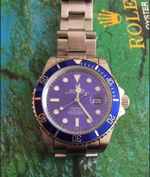 Rolex Submariner Blue Dial 90s