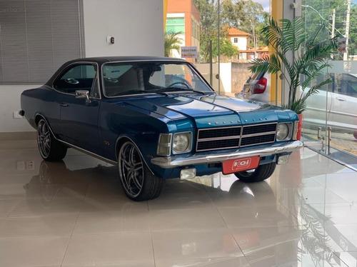 Imagem 1 de 12 de Chevrolet Opala Gran Luxo 6 Cilindros