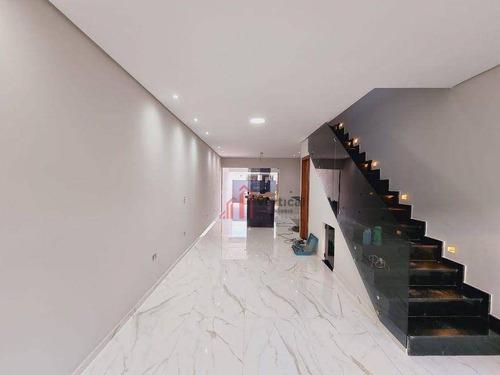 Imagem 1 de 23 de Sobrado Com 2 Dormitórios À Venda, 180 M² Por R$ 940.000,00 - Vila Carrão - São Paulo/sp - So2596