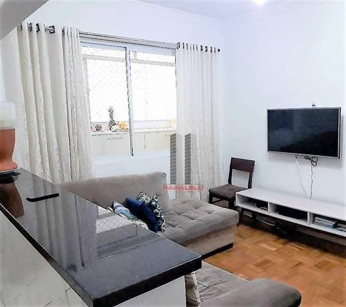 Apartamento Com 2 Dormitórios À Venda, 77 M² Por R$ 410.000 - Mooca - São Paulo/sp - Ap2591