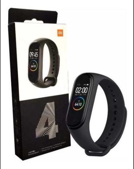 Relógio Smartwatch Xiaomi Mi Band 4 Monitor Cardiaco Global