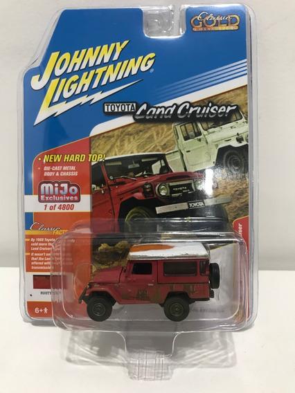 Johnny Lightning 1980 Toyota Land Cruiser Rusty 1 Of 4800