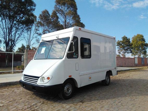 Vanette Food Truck Mercedes B. Exelentes Sencilla Y Doble R.
