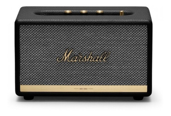 Reproductor Parlante Bluetooth Marshall Acton Ii Black