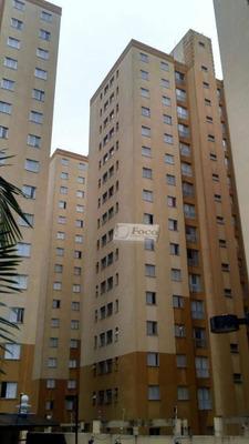 Apartamento Residencial Para Locação, Jardim São Judas Tadeu, Guarulhos - Ap0343. - Ap0343