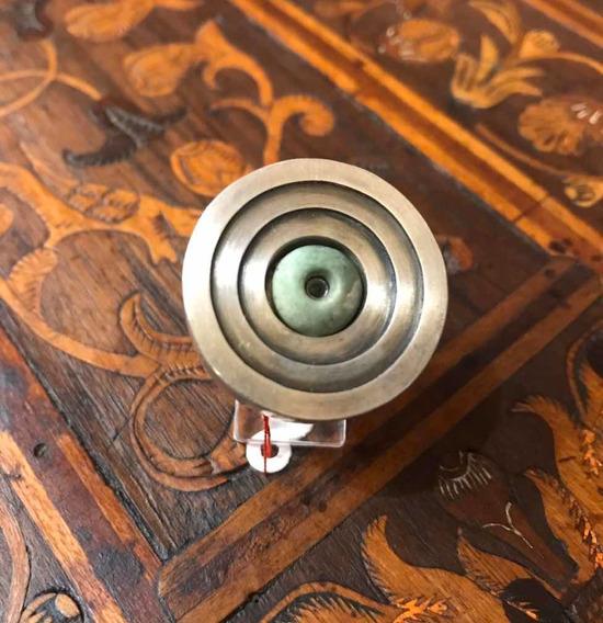 Anillo Plata Ley 950 - Diseñó Moderno