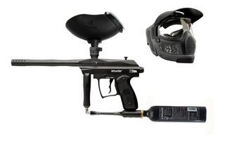 Marcadora Paintball Spyder Xtra Pro Pack