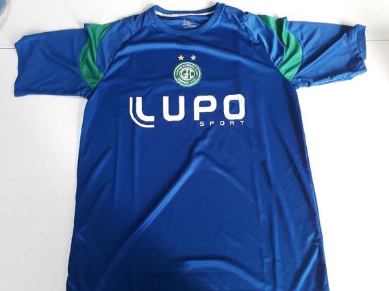 Camisa Camiseta Futebol Guarani Campinas Modelo 008