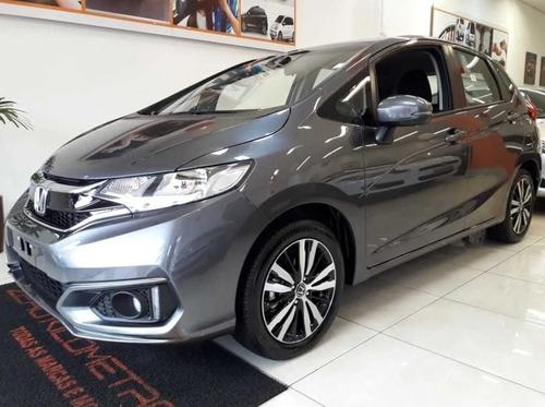Honda Fit 1.5 Exl Flex Aut.