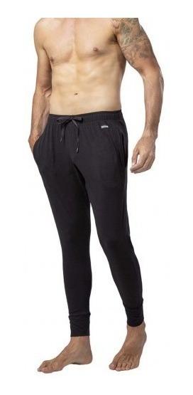 Pantalón Pijama Largo Algodón Hombre Dufour 11857