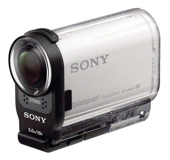 Sony Hdr-as200v - (câmera Com Estabilizador De Imagem)