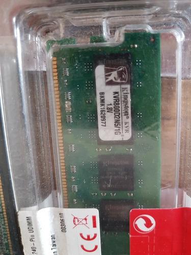 Ram Ddr2 Pc 2gb Kingston Hynx Crucial