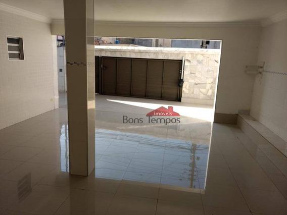 Sobrado Com 3 Dormitórios Para Alugar, 400 M² Por R$ 8.000/mês - Penha De França - São Paulo/sp - So2721
