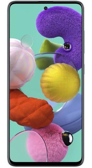 Celular Galaxy A51 128gb Câmera Quadrupla Samsung Bivolt