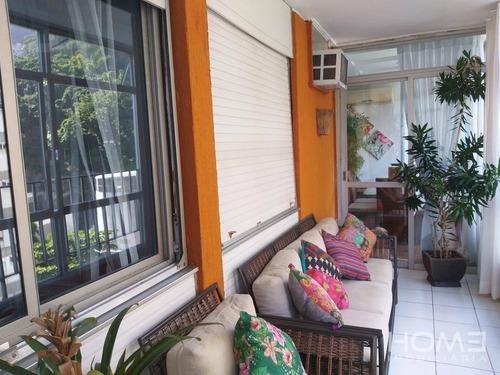 Imagem 1 de 15 de Apartamento À Venda, 120 M² Por R$ 840.000,00 - São Conrado - Rio De Janeiro/rj - Ap1975
