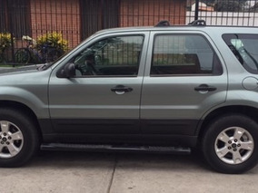 Ford Escape 4x4 Automatica