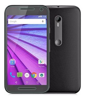 Celular Motorola Moto G3 Xt1542 8gb 1gb Ram 13mp Negro Usado