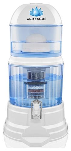 Purificador De Agua Mineralizador Y Alcalinizador
