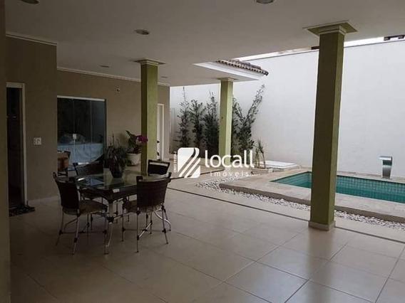 Casa Com 3 Dormitórios À Venda, 220 M² Por R$ 600.000 - Parque São Miguel - São José Do Rio Preto/sp - Ca2023