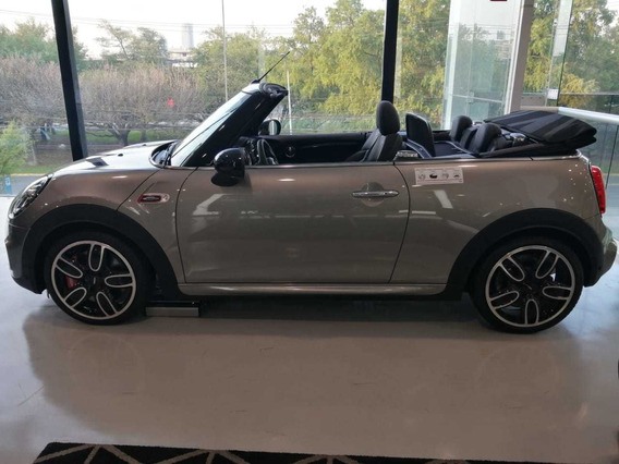 Mini Cooper Convertible Jcw Hot Chili
