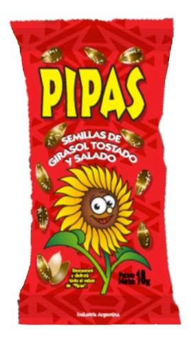 Semillas De Girasol Pipas X 30u.mercado De Golosinas