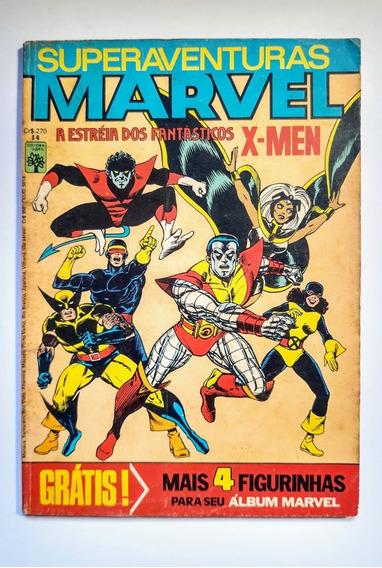 Superaventuras Marvel Ed. Abril Nº 14 Ano 1983 Frete Grátis