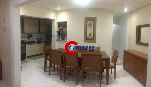 Imagem 1 de 10 de Sobrado À Venda, 129 M² Por R$ 395.000,00 - Jardim Bela Vista - Guarulhos/sp - So1453