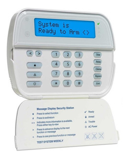 Teclado Inalambrico Bidireccional Dsc Wt5500