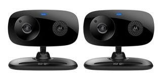 Cámara Monitoreo Casa Motorola Focus66 Wi Fi Hd