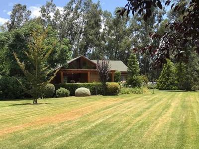 ¡oportunidad! Hermosa Casa Parque Campo