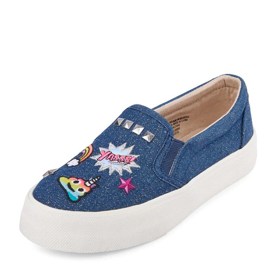 Zapatos De Niña Emojis Childrens Place 22 Mex