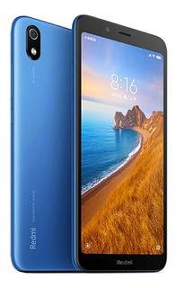 Xiaomi Redmi 7a 32gb 2gb Ram Versão Global+película+fone