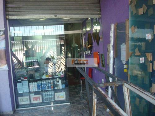 Imagem 1 de 8 de Sobrado Comercial À Venda, Independência, São Bernardo Do Campo. - So0139