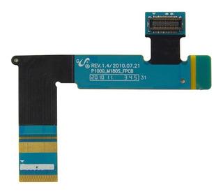 Flex Lcd Video Tarjeta Lógica Original Galaxy Tab P1000