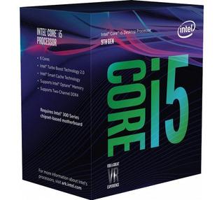 Procesador Intel I5 9400f Bx80684i59400f