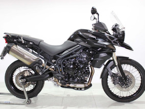 Triumph - Tiger 800 Xc - 2015 Preta