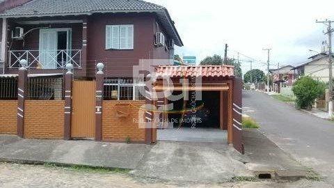 Casa Em Vera Cruz Com 3 Dormitórios - Ot6026