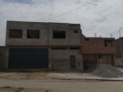 Local Comercial - Casa En Villa El Salvador 390 Mtrs