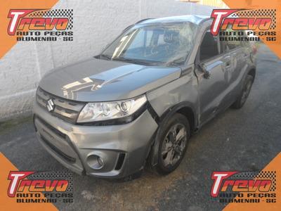 Sucata Suzuki Vitara 4you 1.6 4wd 126cv 2018 / Somente Peças