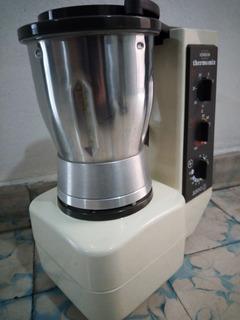 Licuadora Multifuncional De Acero Inoxidable Thermomix 3300