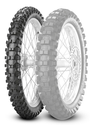Cubierta 80 100 21 Pirelli Mxextra Ghiggeri Dune 200-