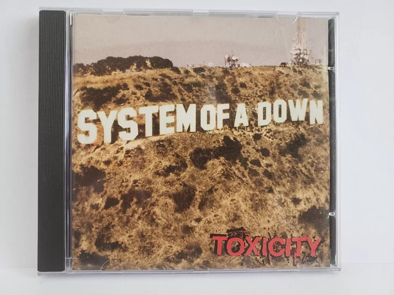 Cd System Of A Down Toxicity - Consulte Frete De 10,00