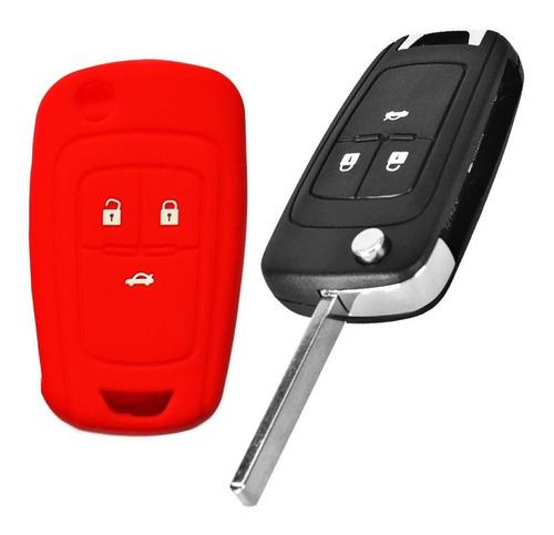 Carcasa Chevrolet Tracker Sonic Cruze Onix + Forro Llave