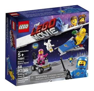 Lego Movie 2 70841 Equipo Espacial De Benny Jugueterialeon