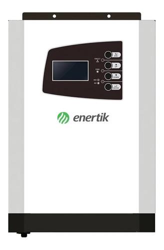 Inversor Y Cargador De Baterías Pwm - 1kw-12v
