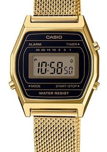 Relógio Casio Vintage La690wemy-1df + Nf + Garantia